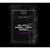 Черная маска-пленка BLACK PEEL OFF MASK
