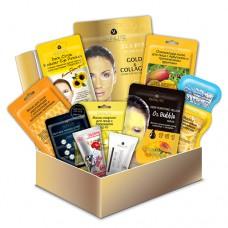 """Подарочный набор SKINLITE Beauty Box """"Магия Золота № 2"""""""
