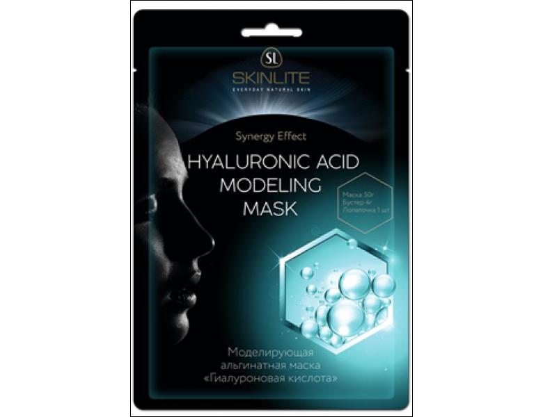 Моделирующая альгинатная маска «ГИАЛУРОНОВАЯ КИСЛОТА»